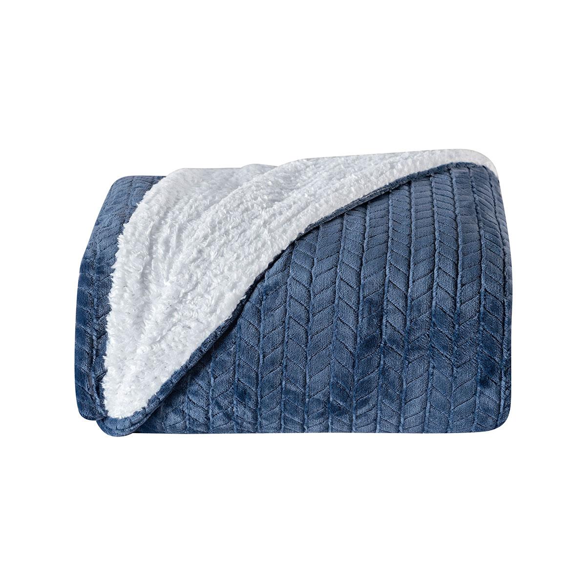 Cobertor Lancaster Azul