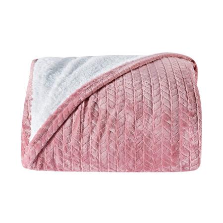 Cobertor Lancaster Rosê