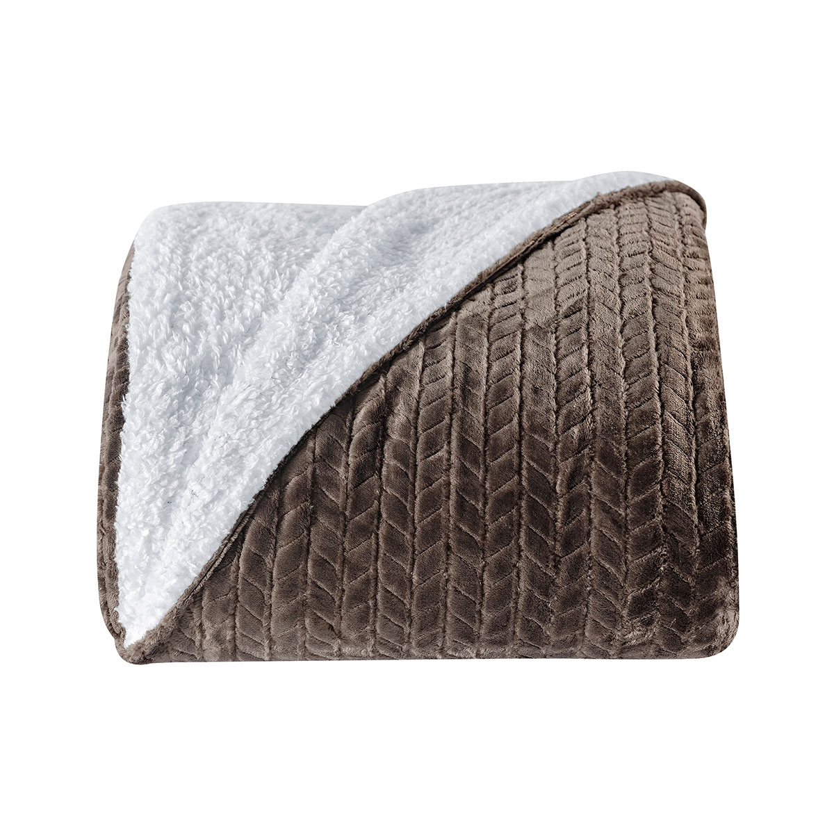 Cobertor Lancaster Tabaco
