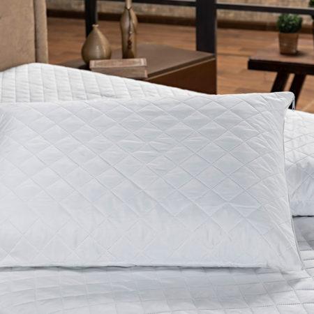 Protetor Para Travesseiro London Impermeável