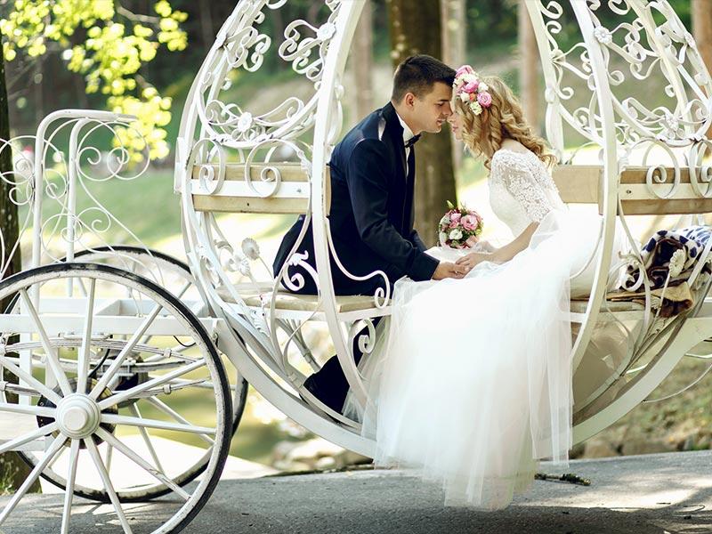 Casamento de Princesa
