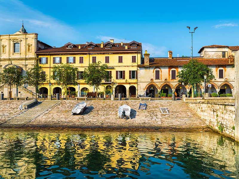 Lago Maggiore na Itália
