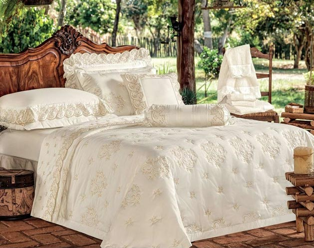 Arrumar cama de novela