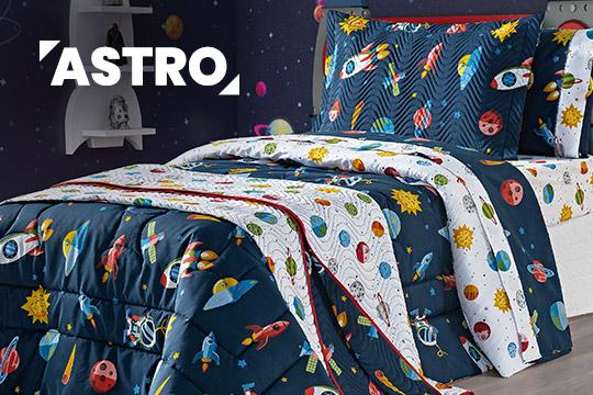 Banner Juma - Coleção Astro
